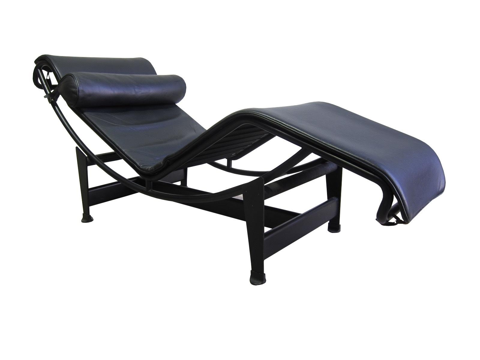 Vintage Design Cassina Lc4 Chaise Longue Le Corbusier