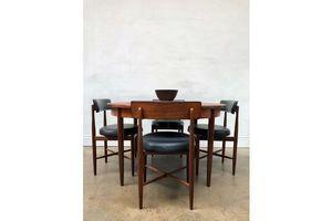 Thumb vintage 1960s g plan fresco teak dining table chairs kofod larsen danish retro 127aec5f 5234 40a2 8cb8 9fcb88196f27 0