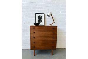 Thumb vintage avalon teak chest of drawers retro danish mid century g plan c5a48cc1 a6b6 47c9 8623 21dac62e2f2e 0