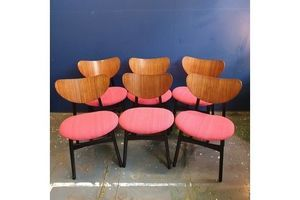 Thumb 1950 s g plan butterfly chairs 1950s 0