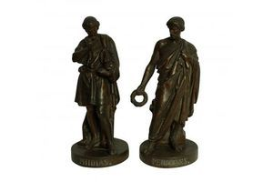 Thumb a pair of bronzes depicting pericles phidias dbf38047 5908 407c 9f9f 96eb15c66802 0