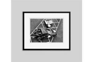 Thumb 1978 ferrari 1985 c type print framed in black 0