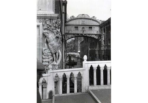 Erich Andres Venice   Ponte Dei Sospiri 1954 1954