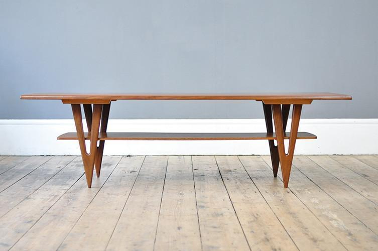 Teak Coffee Table photo 1