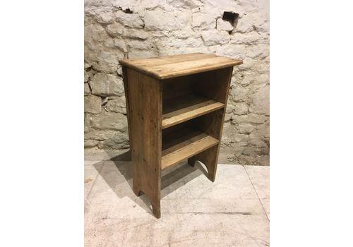 Rustic Pine Shelves/Bedside Table