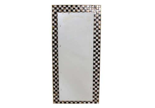 Italian Illuminated 1950s Mirror