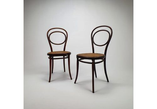 Early Edition Thonet No. 10 Dining Chair, 1890s