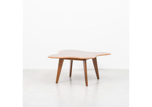 Neil Morris Walnut Cloud Table Neil Morris Of Glasgow, Uk 1947