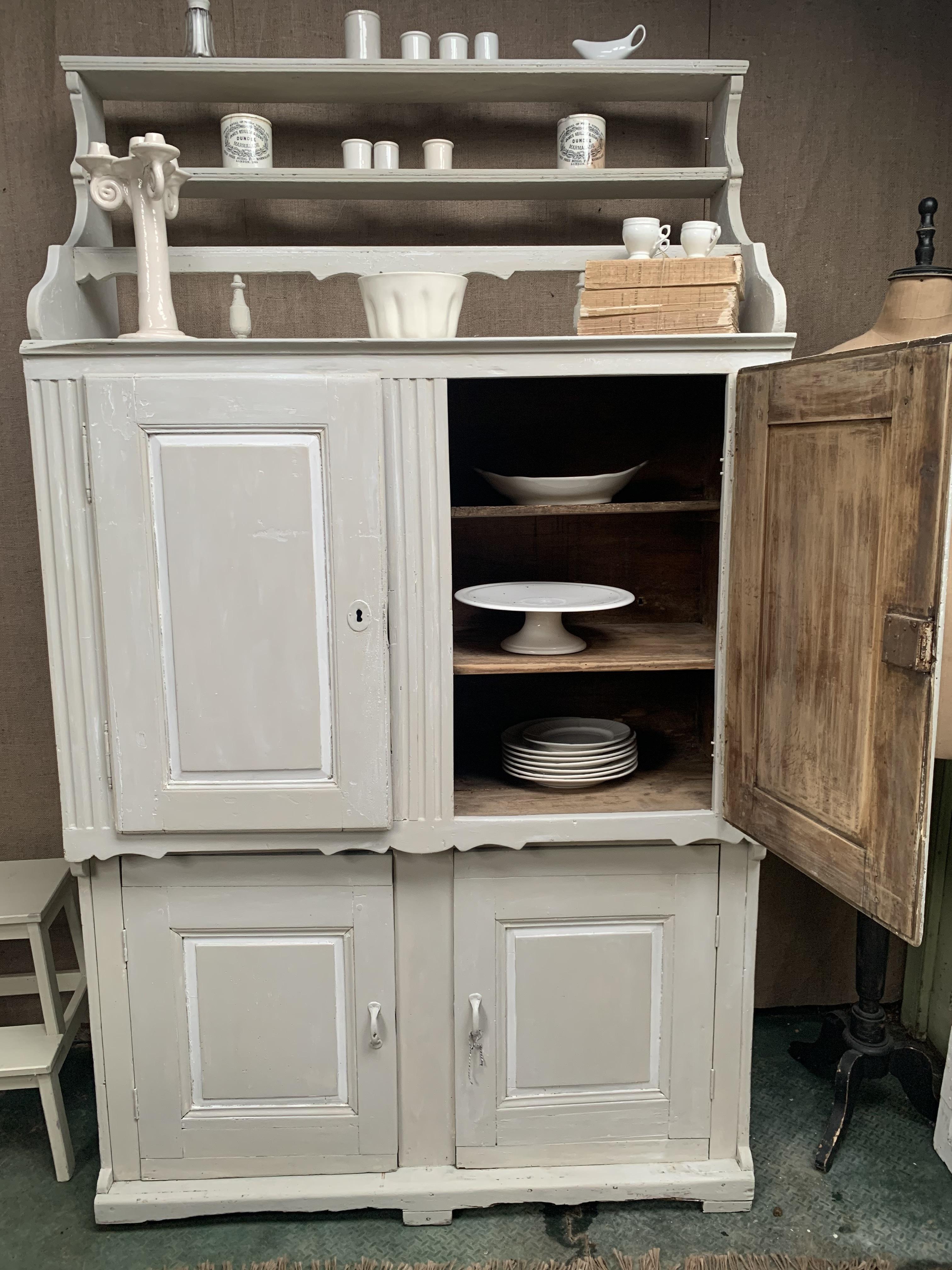 French Cupboard/Dresser/Linen Cupboard