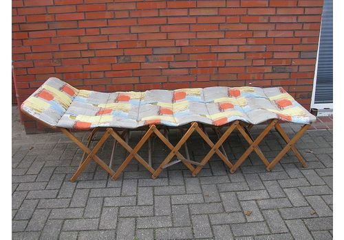 "Camp Bed "" Herlag "" Germany 1950s"