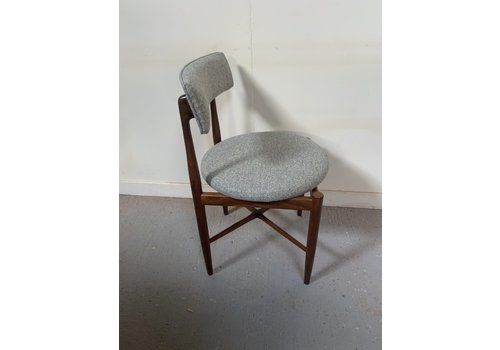 Dining Chairs By Ib Kofod Larsen For G Plan, 1970s, Set Of 6