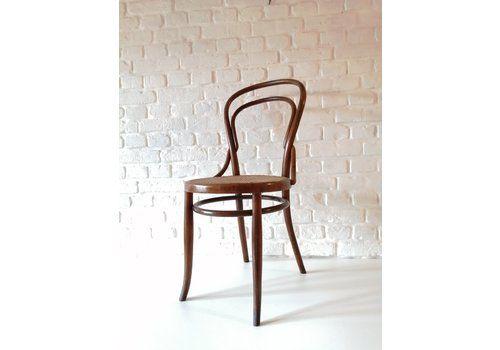 Antique Side Chair From Jacob & Josef Kohn