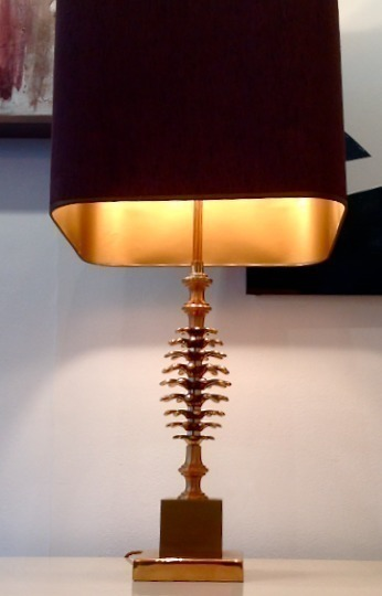 Maison Charles Pinecone Lamp