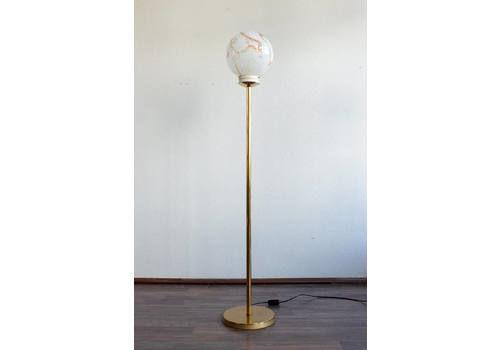 Vintage Floor Lamp By Kamenický šenov, 1960s