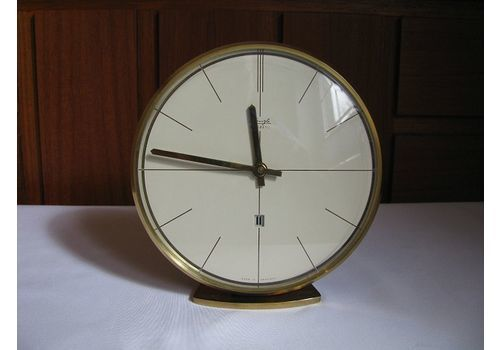 Clock Kienzle Heinrich Möller Germany 1960