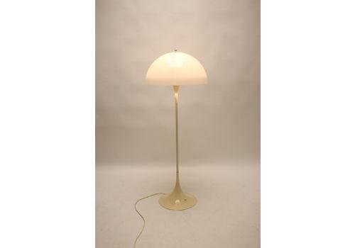 Louis Poulsen Floor Lamp Panthella Floor By Verner Panton