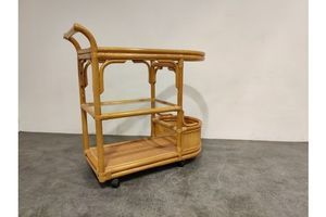 Thumb vintage bamboo trolley 1970s 1970s 0