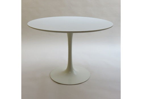 1960s White Tulip Dining Table By Maurice Burke For Arkana Uk
