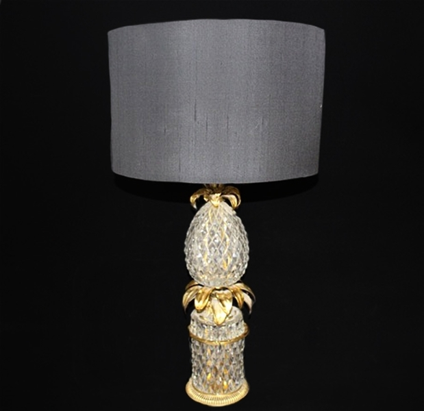 1940s French Pineapple Lamp photo 1