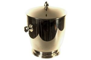 Thumb ice bucket by maestri 1970s silver 0