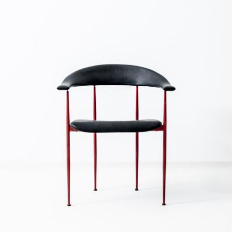 Giancarlo Vegni P70 Postmodern Chair   Clearance
