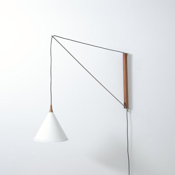 Willem Hagoort Arc Wall Lamp photo 1