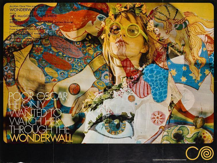 Wonderwall Film/ Movie Poster