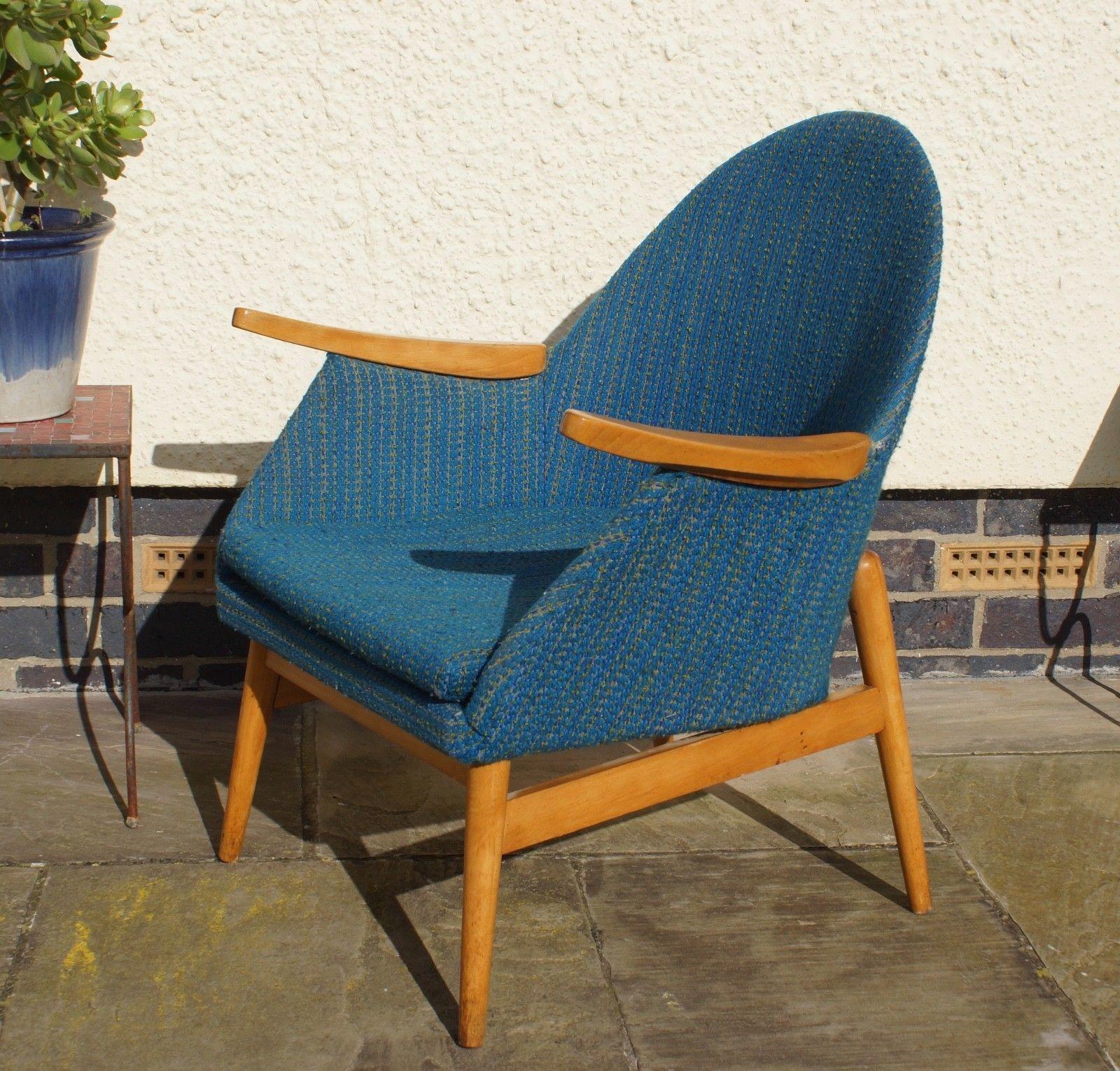 About A Chair 22 Armchair.Single Mid Century Modern Lounge Armchair Chair Circa 1965 Jan18 22