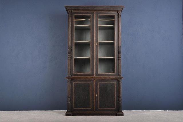 Swedish 19 Th Century  Bookcase