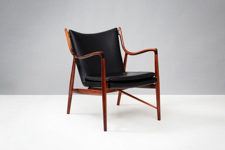 Finn Juhl  Fj 45 Chair, 1945