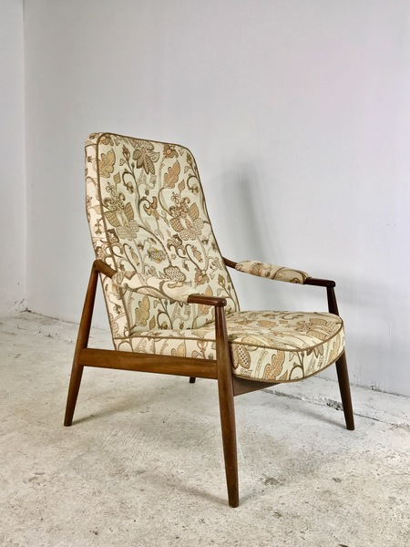 Danish Design Chair From The 1960s
