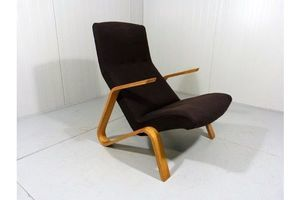 Thumb early edition grasshopper chair by eero saarinen for knoll international 1950 s 0