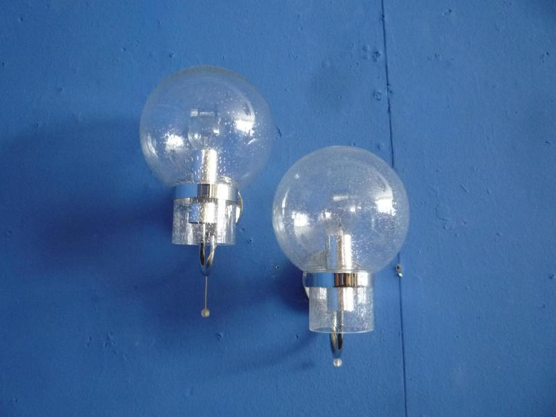 Sconces From Limburg, 1960s, Set Of 2