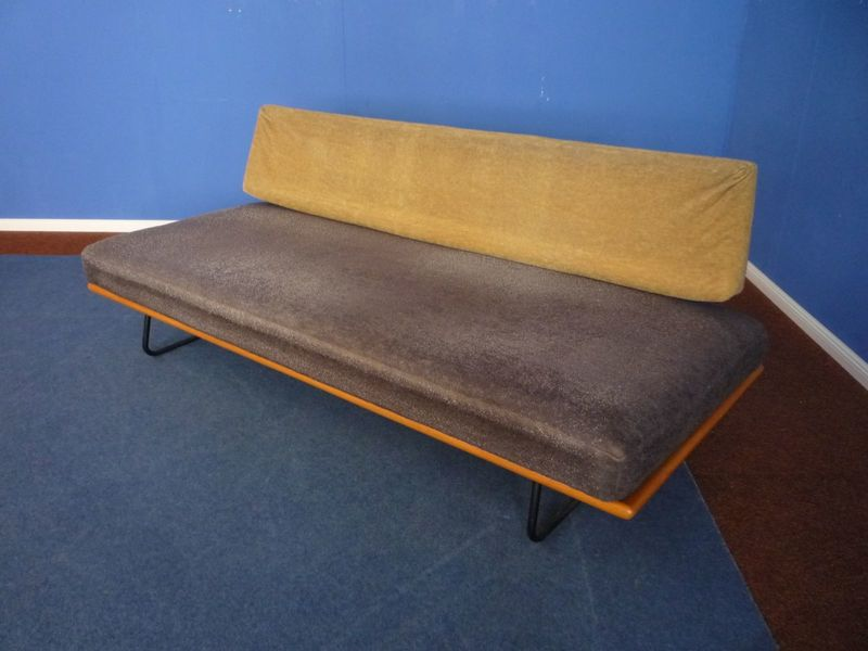 Sofa Bed By Rolf Grunow For Walter Knoll, 1950s