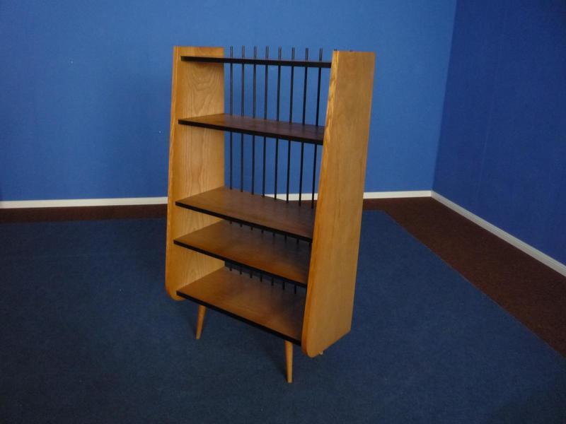 Mid Century Ashwood Shelf