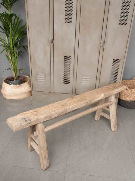 Vintage Rustic Work Bench