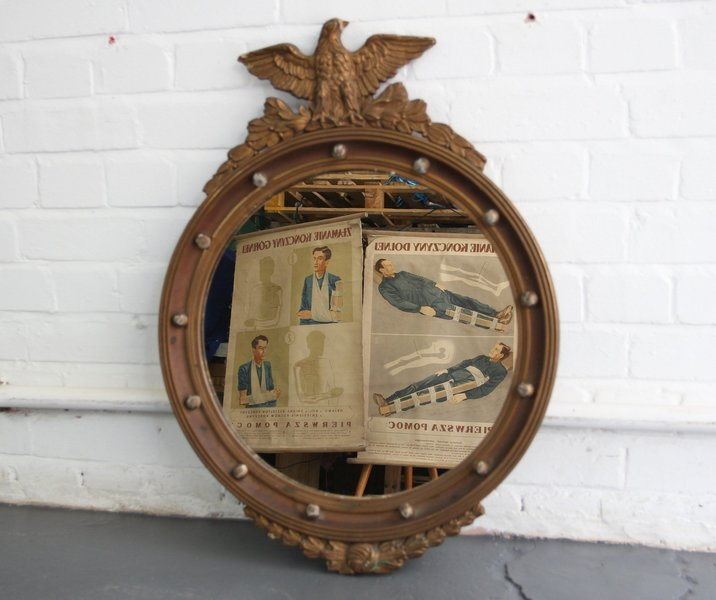 Early 20th Century American Mirror Circa 1900