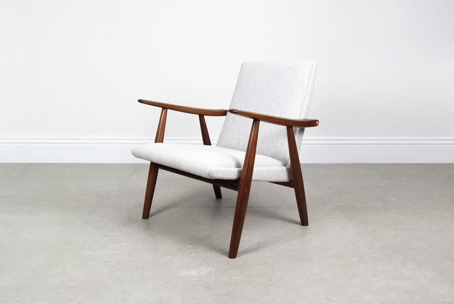 Hans Wegner For Getama Ge 260 Chair photo 1